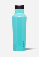 Corkcicle Corkcicle Turquoise Canteen 40 oz