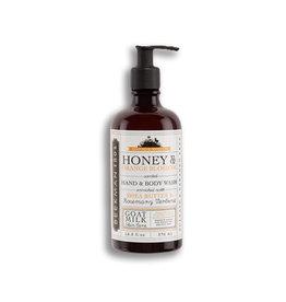 Beekman Beekman Honey & Orange Hand and Body Wash  12.5 oz