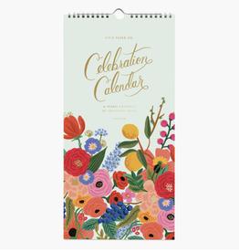 Rifle Paper Co. Rifle Paper Celebration Wall Calendar