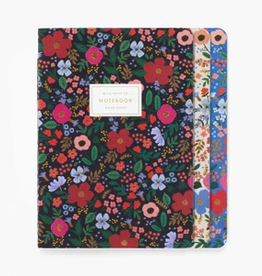 Rifle Paper Co. Rifle Paper Wild Rose Notebook Set