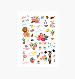 Rifle Paper Co. Rifle Paper Sticker Sheets