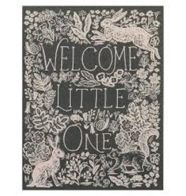 Rifle Paper Co. Rifle Paper Fable Baby Card