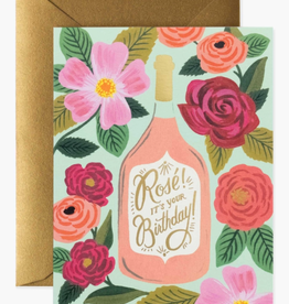 Rifle Paper Co. Rifle Paper Rose Card