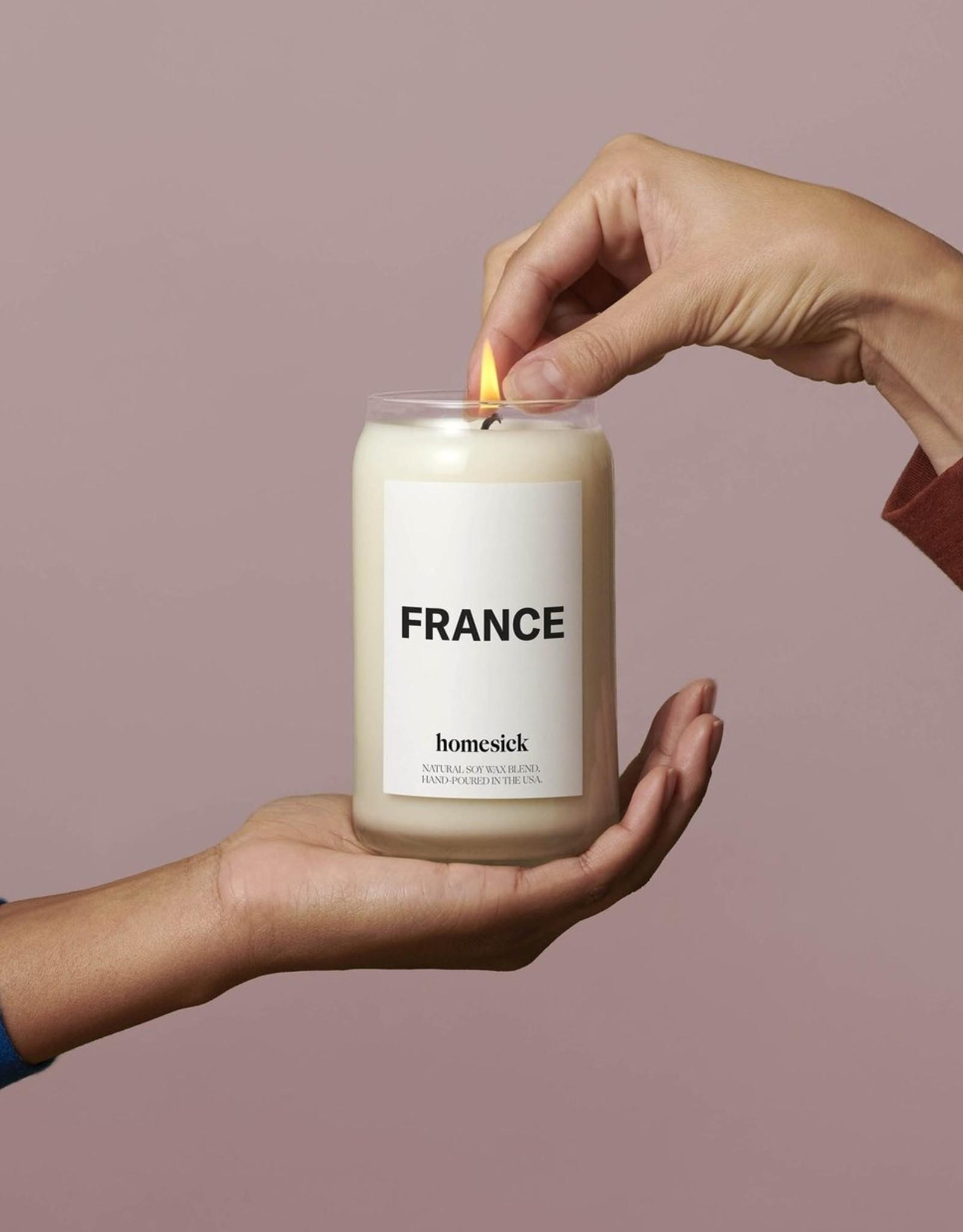 Homesick Homesick Candle France