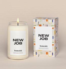 Homesick Homesick Candle New Job
