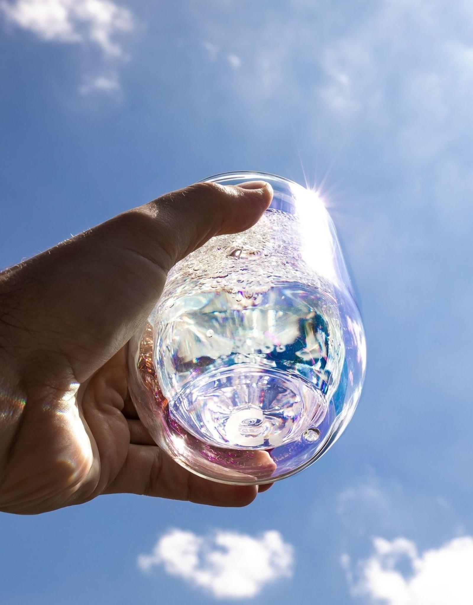 Corkcicle Corkcicle Stemless Glass Set Prism