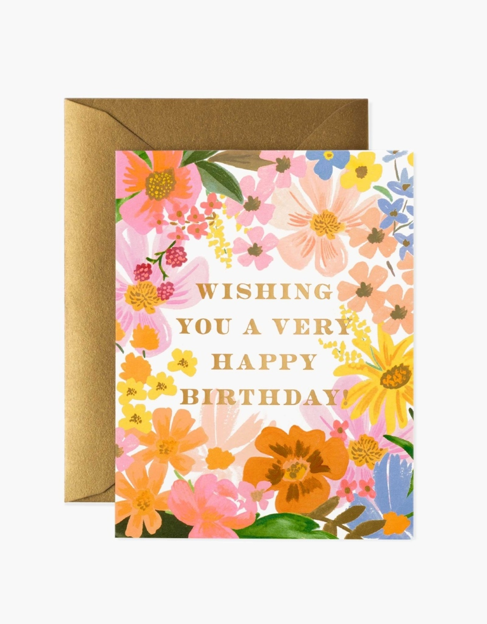 Rifle Paper Co. Rifle Paper Marguerite Birthday Card