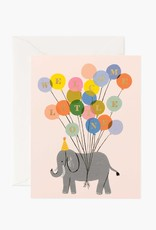 Rifle Paper Co. Rifle Paper Welcome Elephant Card