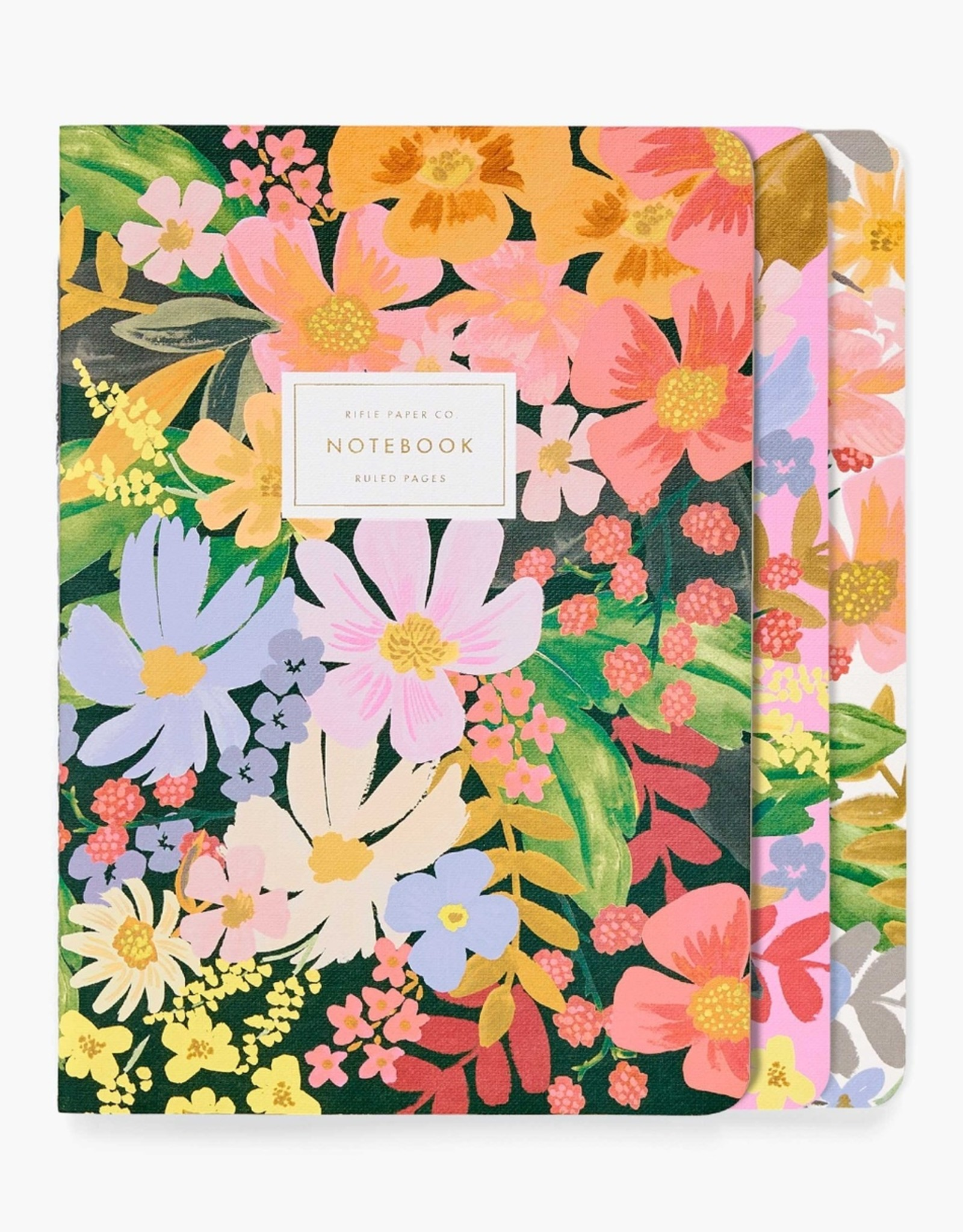 Rifle Paper Co. Rifle Paper Marguerite Notebook Set