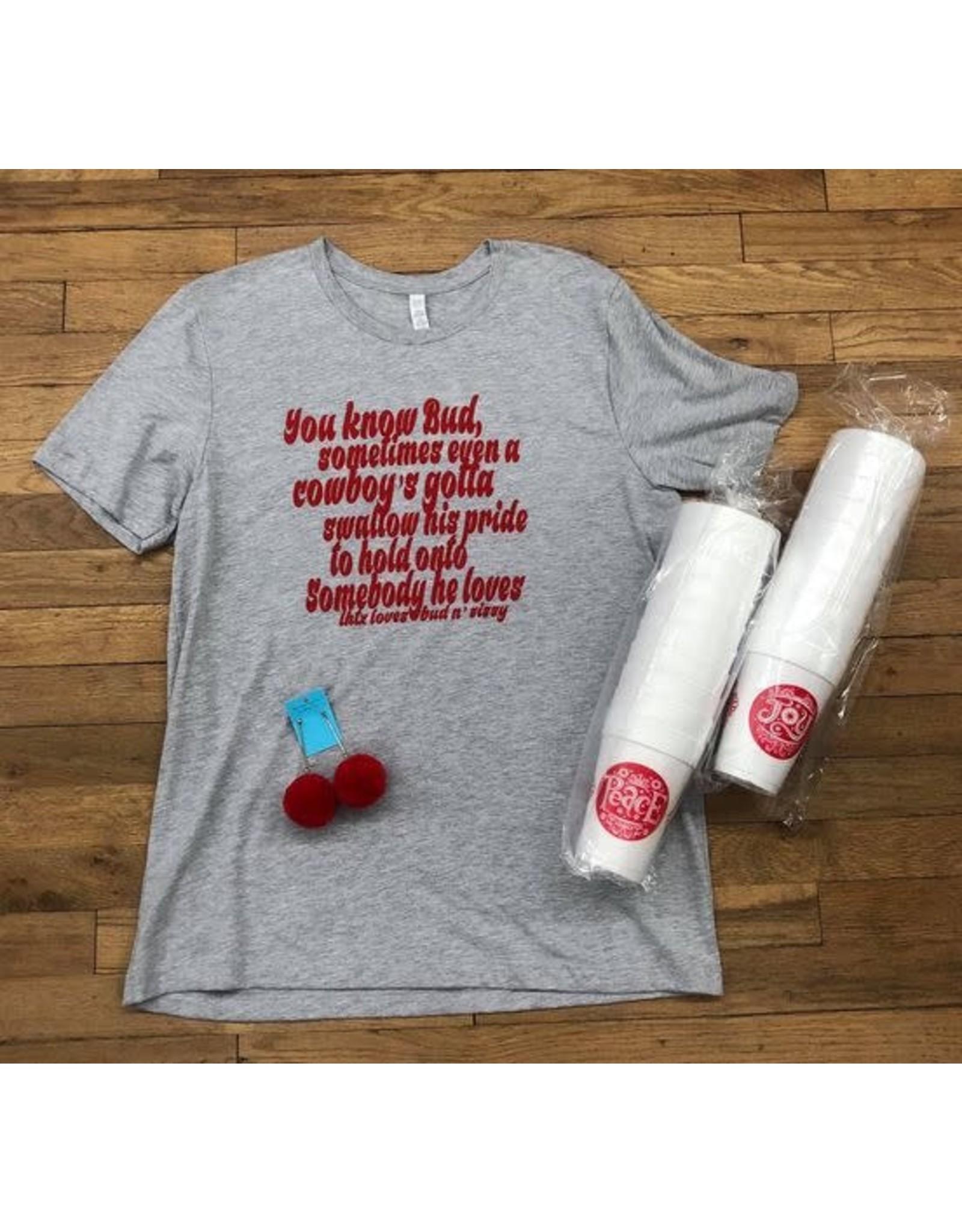 Bud /& Sissy Shirt