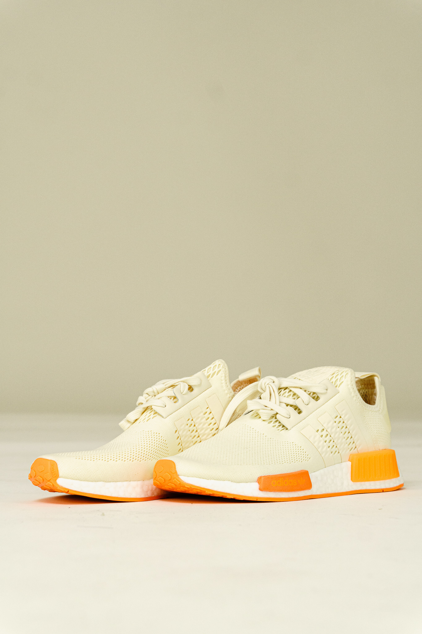 NMD_R1 'Cream White Screaming Orange'