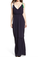 Cupcakes And Cashmere Layered Ruffle Maxi