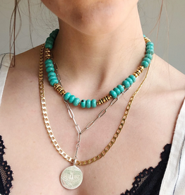 Artifacts Getty Necklace