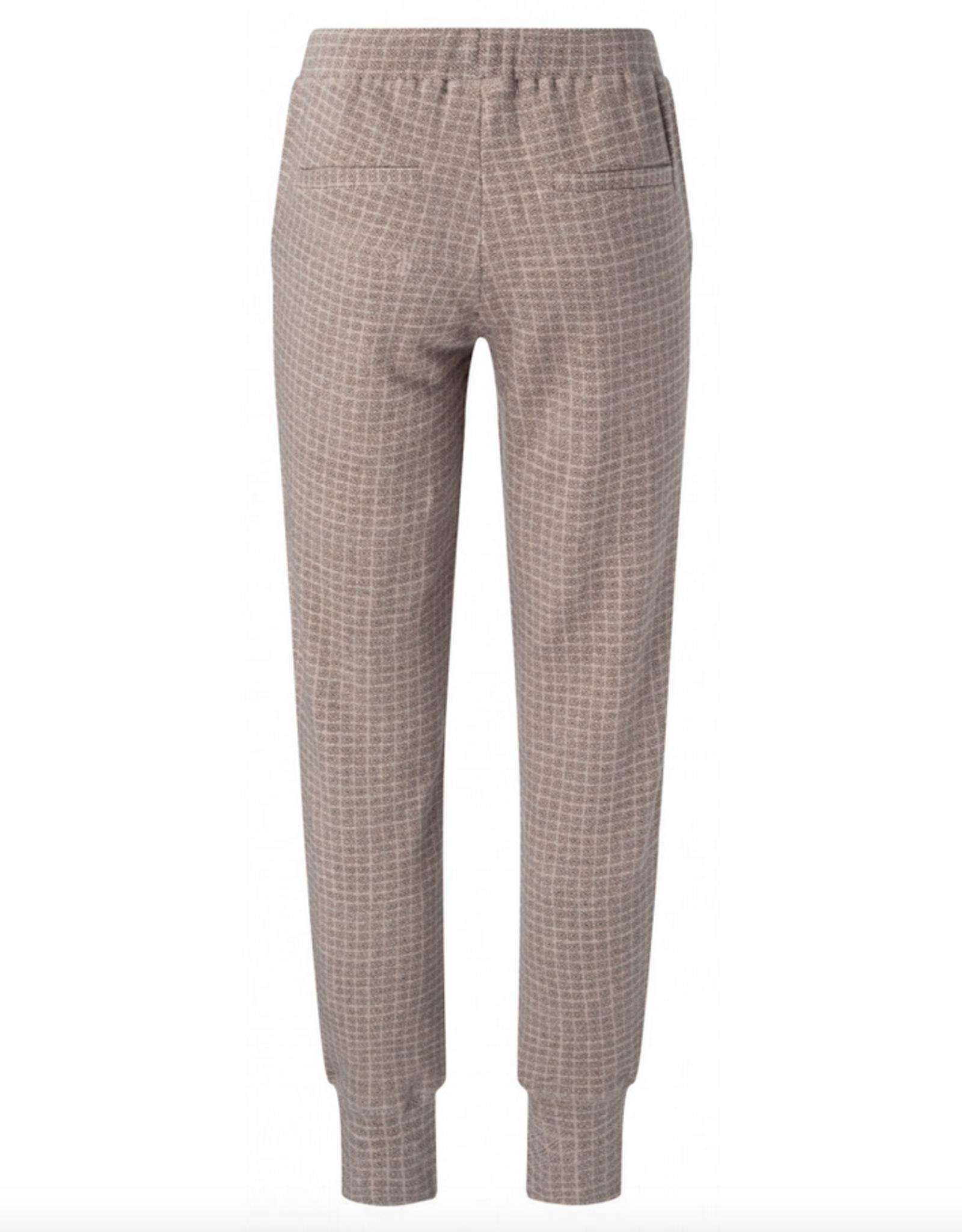 YAYA Cotton Jogger Pants