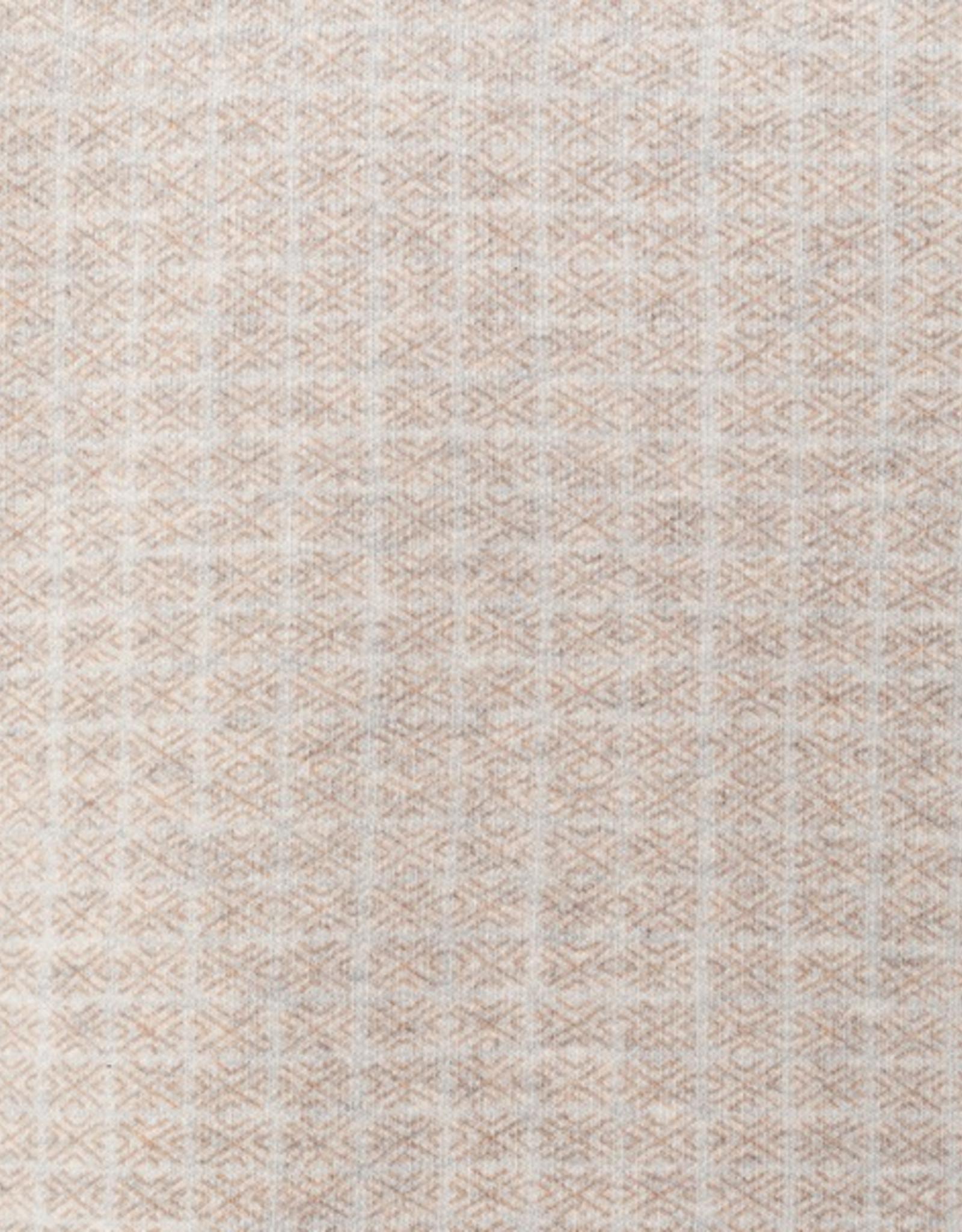 YAYA Cotton Printed Sweater