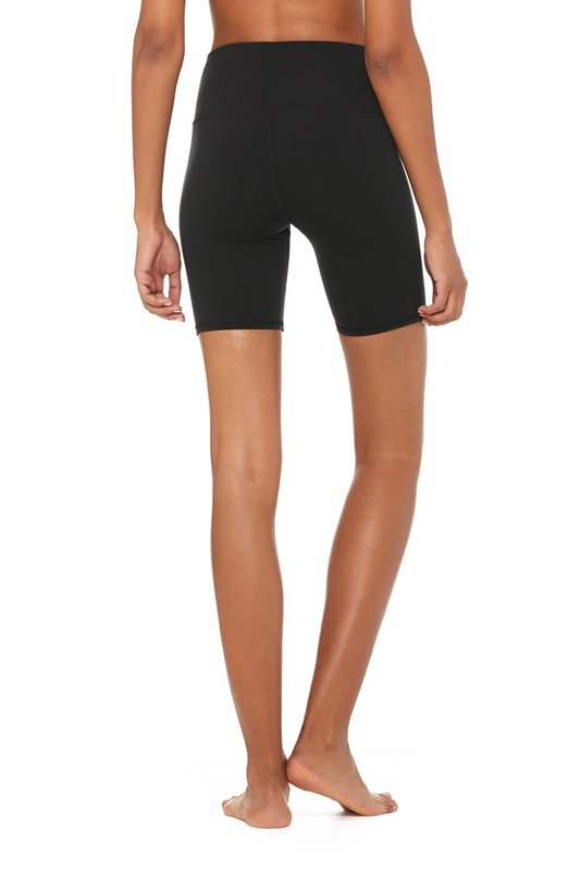 Alo High-Waist Biker Short