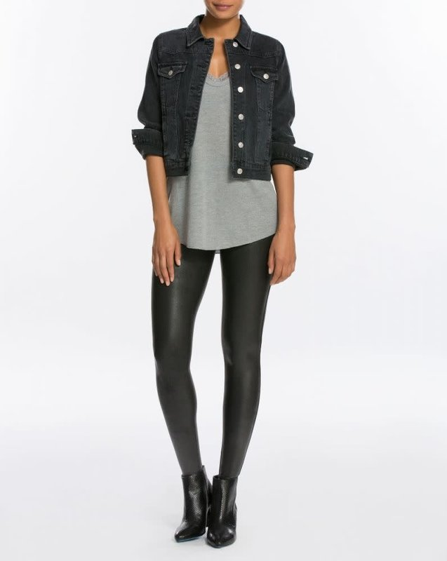 Spanx Spanx Faux Leather Leggings