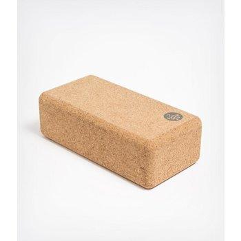 Manduka Lean Cork Yoga Block