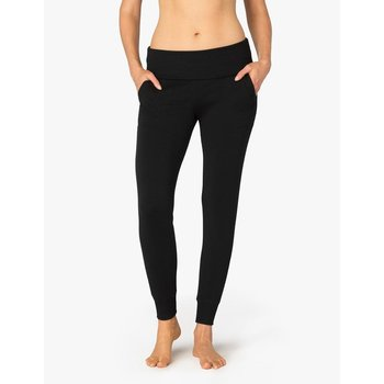 Beyond Yoga Beyond Yoga Cozy Fleece Foldover Long Sweatpant