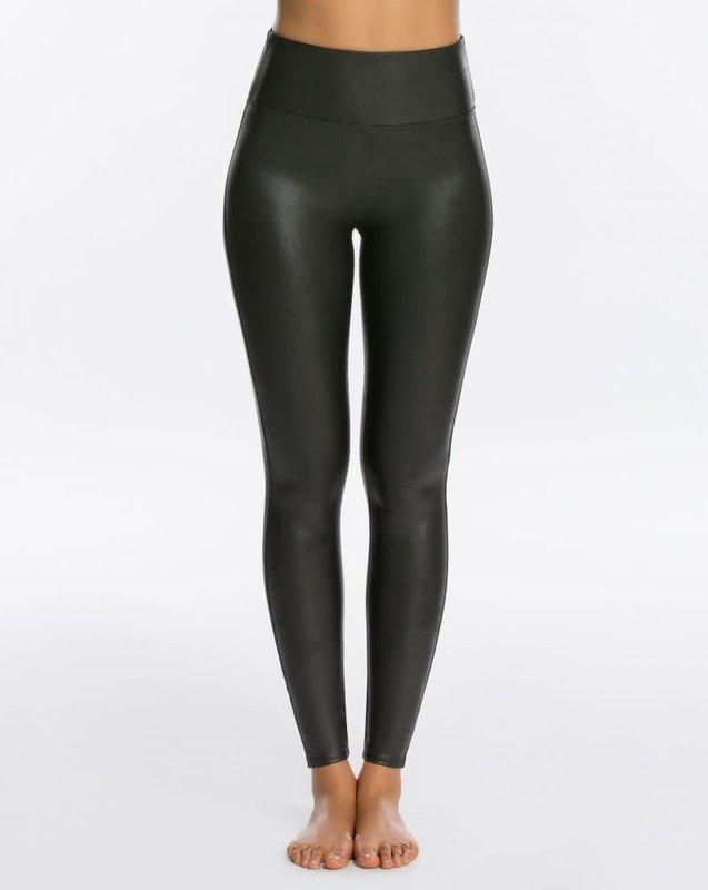 Spanx Spanx Petite Faux Leather Legging