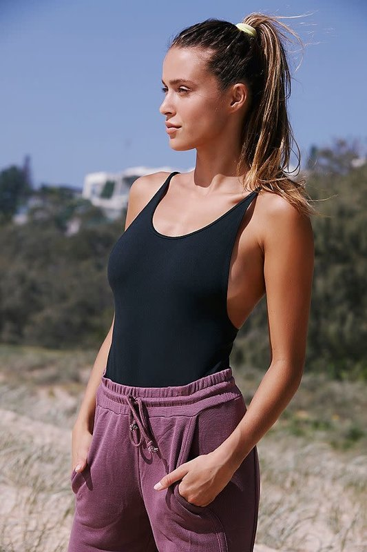 Free People Movement Got Sculpt Leotard  by Free People