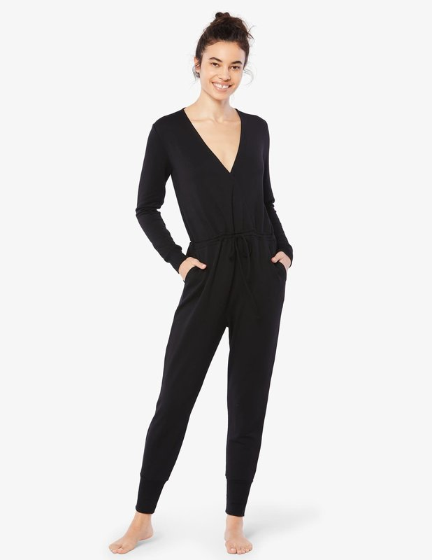 Beyond Yoga Overlapping Jumpsuit by Beyond Yoga