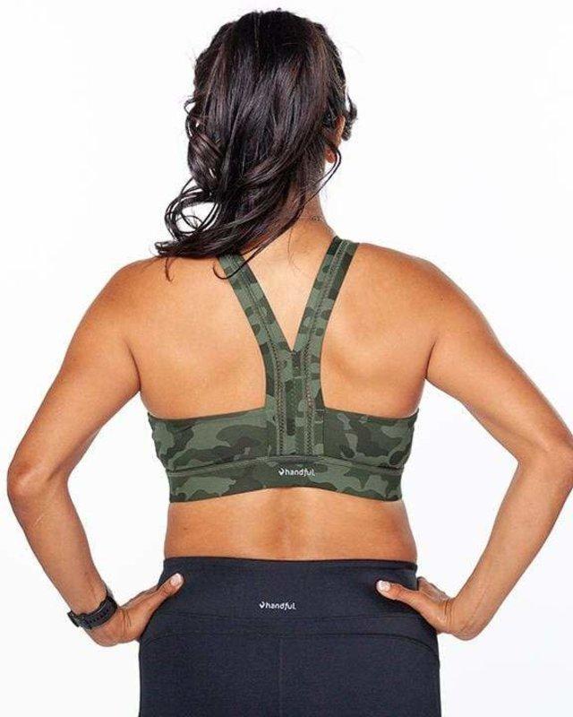 Handful Y Back Bra