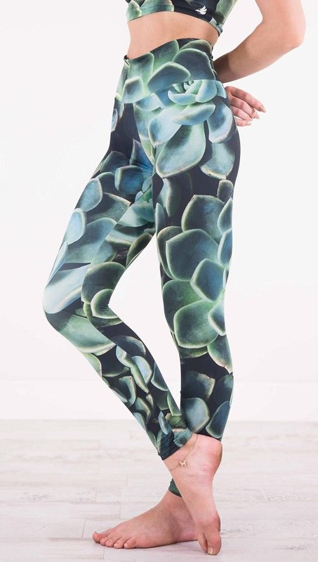 Werkshop Green Envy Athleisure Legging