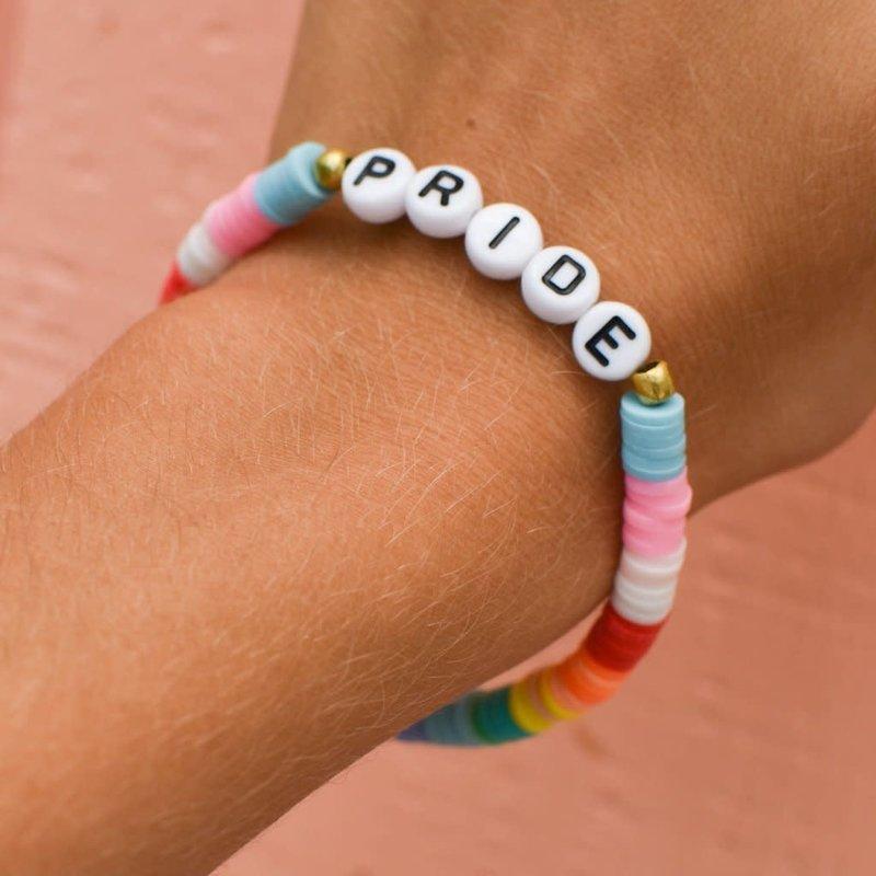Bird + Stone Pride Bracelet Limited Edition