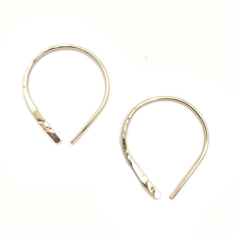 Adorn512 Balloon Earrings Small