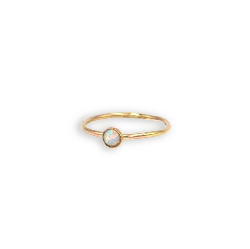 Adorn512 Opal Ring