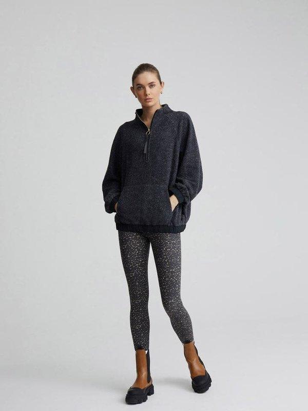 Varley Barnett Half Zip Sweater