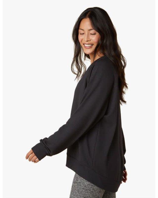 Beyond Yoga Cozy Fleece Saturday Oversized Pullover