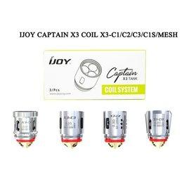 IJOY IJOY Avanger X3-C3 Sextuple  0.15 ohm  (3 PACK)