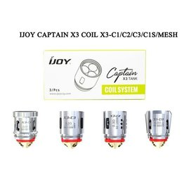 IJOY IJOY Avanger X3-C1S   0.35 ohm  (3 PACK)