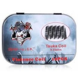 DEMON DEMON KILLER TSUKA COIL 0.25 OHM
