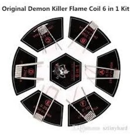 DEMON DEMON KILLER 6IN 1 COIL KIT