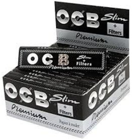 OCB OCB SLIM PLUS FILTER ROLLING PAPER