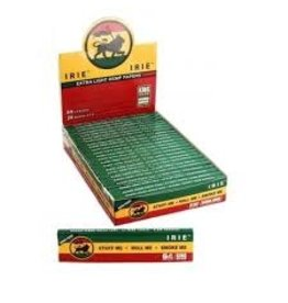 IRIE IRIE EXTRA LIGHT HEMP PAPERS