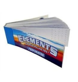 ELEMENTS ELEMENTS PERFORATED TIPS
