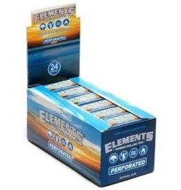 ELEMENTS ELEMENTS PERFORATED GUMMED ROLLING TIPS