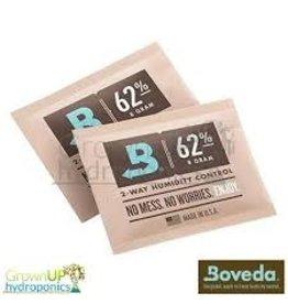 BOVEDA BOVEDA HUMIDITY CONTROL 62% 8 GRAM