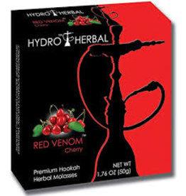 HYDRO HYDRO HERBAL SHISHA – RED VENOM CHERRY