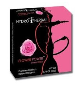 HYDRO HYDRO HERBAL SHISHA – FLOWER POWER