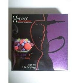 HYDRO HYDRO HERBAL SHISHA – ELECTRIC X