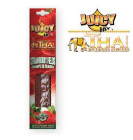 JUICY JUICY JAY'S THAI INCENSE STICKS – STRAWBERRY FIELDS