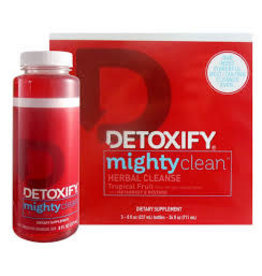 DETOXIFY DETOXIFY MIGHTY CLEANSE 8oz 3 BOTTLES