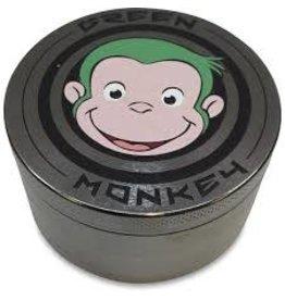 "GREEN GREEN MONKEY 4 PCS 2.0"" grinder"