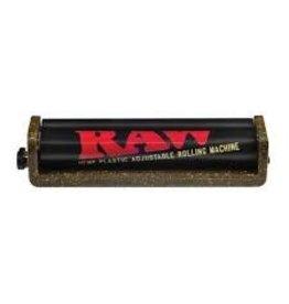 RAW RAW BLACK HEMP PLASTIC ROLLING MACHINE 70MM