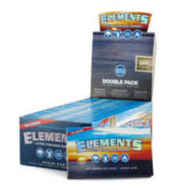 ELEMENTS ELEMENTS SINGLE SLOW BURNER WIDE DOUBLE BACK